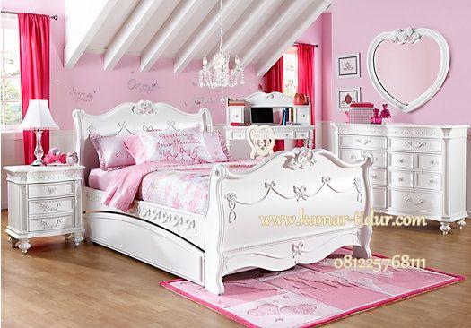 Tempat Tidur Anak Cinderella http://www.kamar-tidur.com/kamar ...