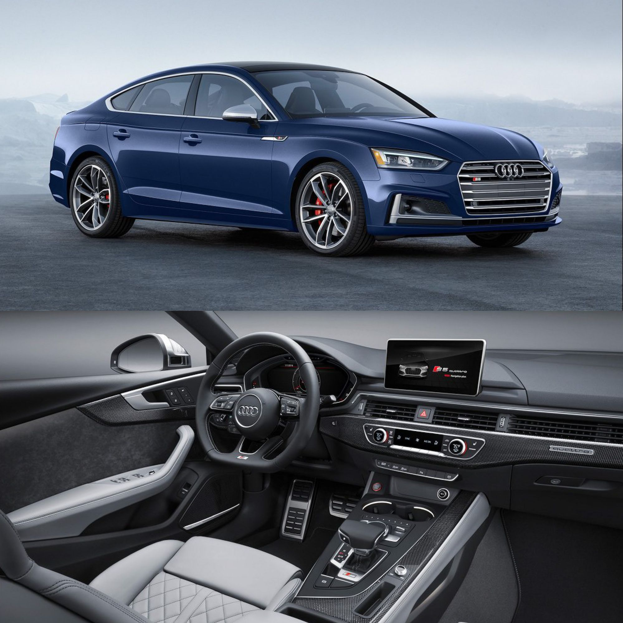 The 2018 Audi S5 Sportback Offers Head Turning Performance Learn