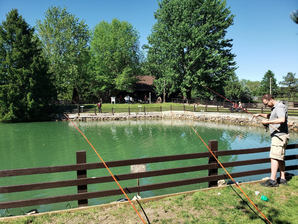 Spring Valley Trout Farm In Michigan Is The Most Wholesome ...