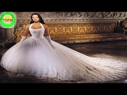 Top 10 Most Expensive Wedding Dress In The World Youtube