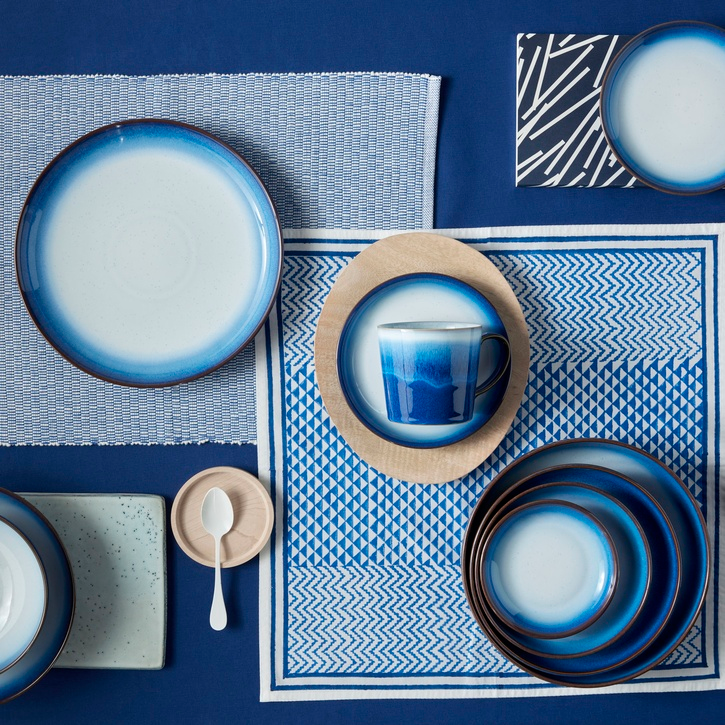 Blue Haze Teapot | Tea pots, Denby, Tea