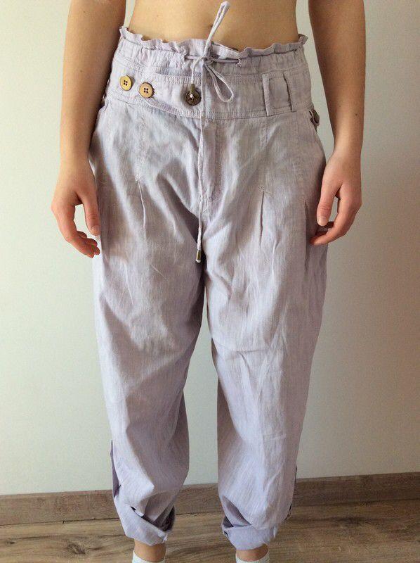 ee3df14c9c6b8 Pantalon léger et décontracté Kenzo