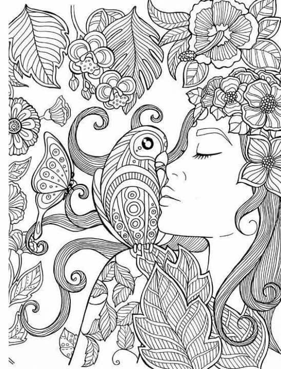 Pin De Andrea En Arteterapia Libros Para Colorear Adultos Libros Para Colorear Mandalas Para Colorear