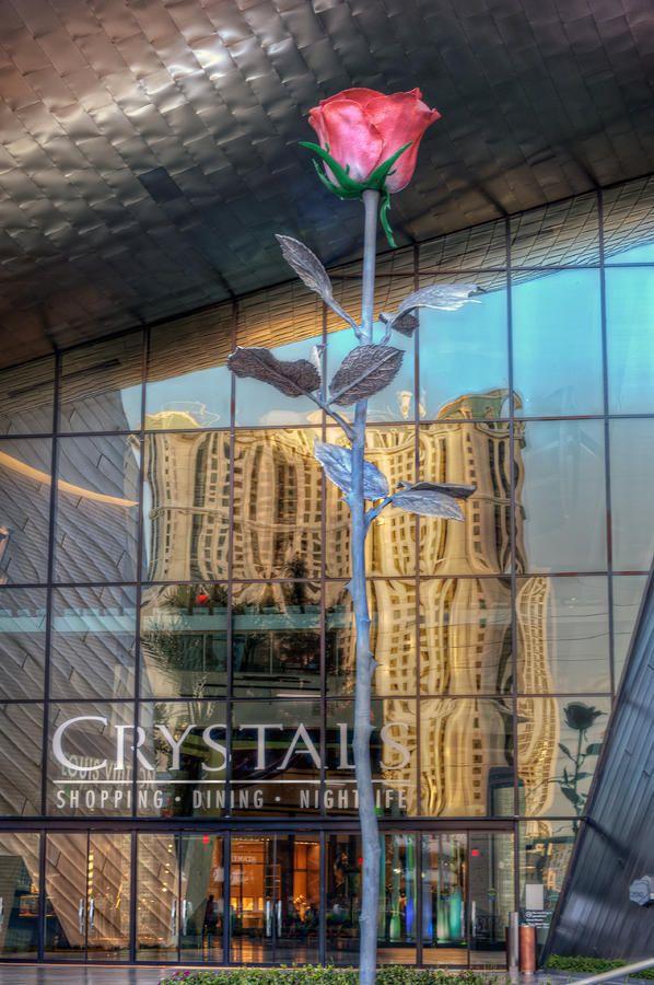 ✮ Crystal Rose - City Center, Las Vegas