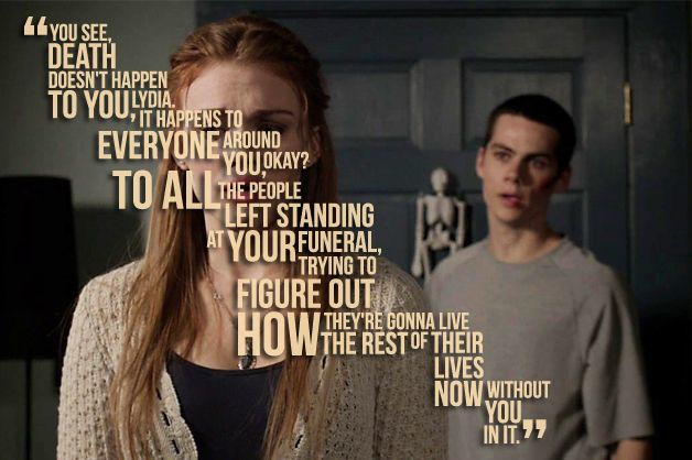 teen wolf quotes - Google Search