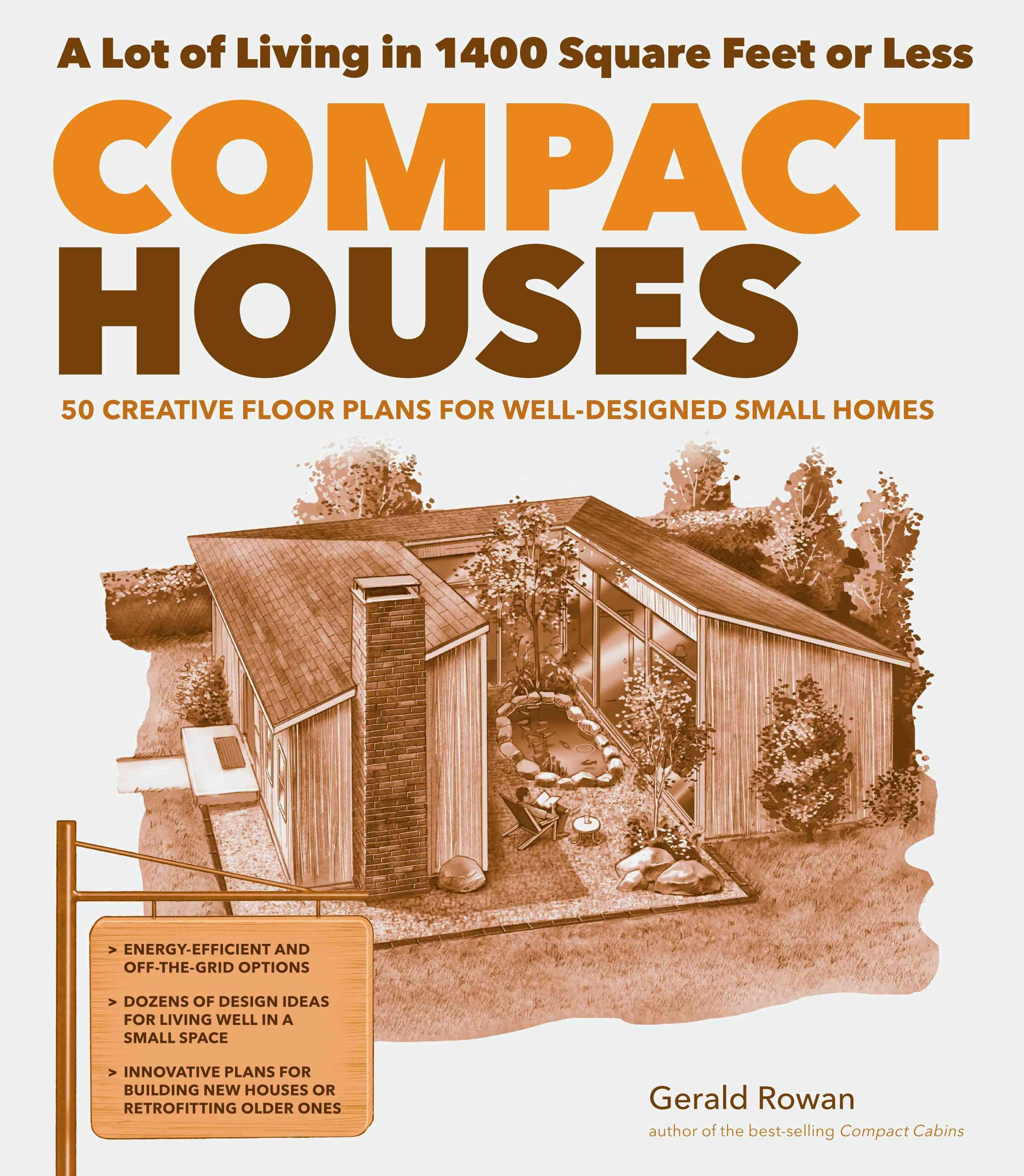 compact houses 50 creative floor plans for efficient well