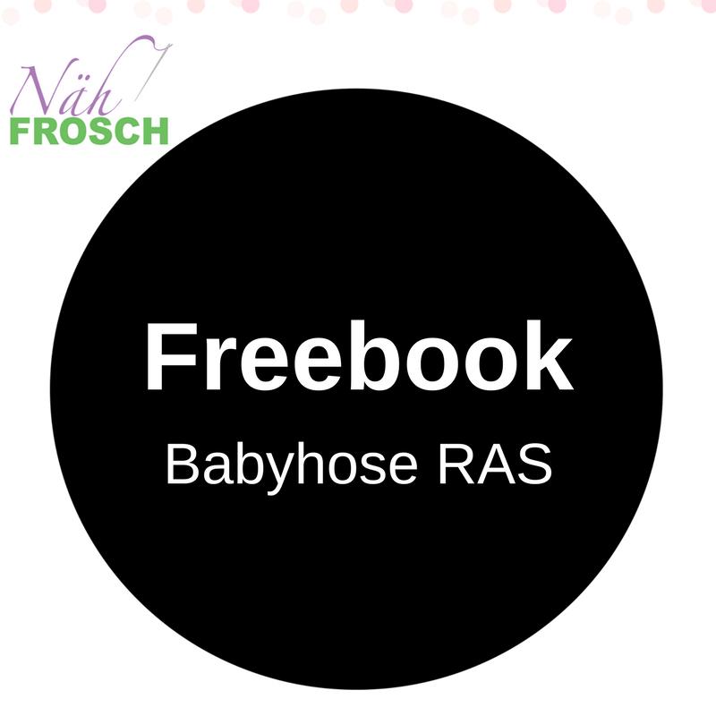 Babyhose nähen: Nähanleitung Babyhose RAS von | Fertig bereit ...