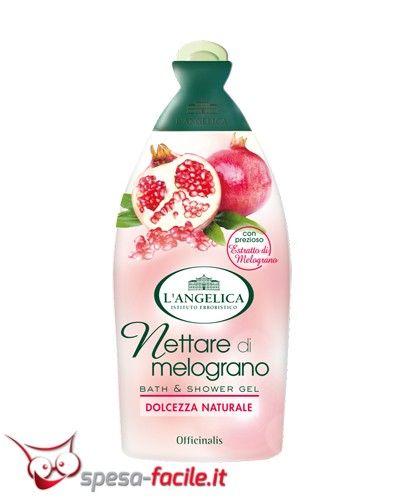 Prodotti Bagnoschiuma In Vendita Online Bagnoschiuma Melograno Naturale
