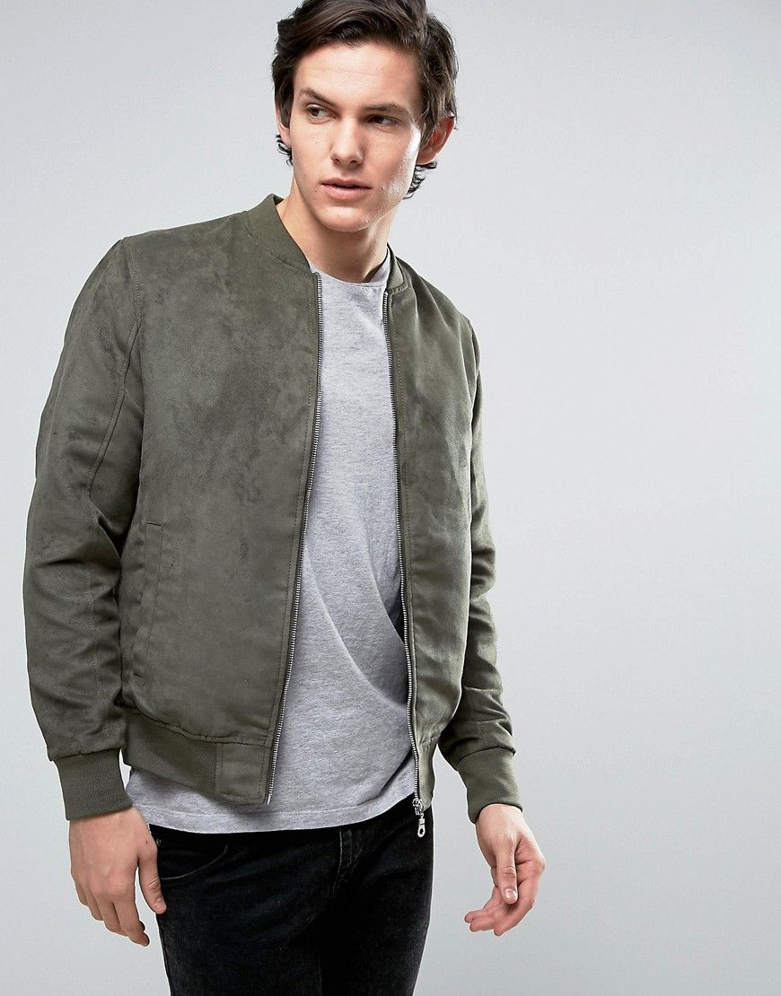 Get This Jack Jones S Bomber Jacket Now Click For More Details