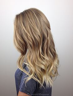 balayage sombre lived in haircolor sunkissed highlights. Black Bedroom Furniture Sets. Home Design Ideas