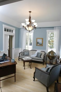 mesmerizing sherwin williams blue living room | living room - sherwin williams sassy blue | Paint Colors ...