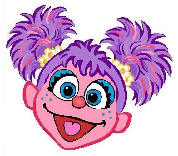 Abby Cadabby Instant Download Digital Printable Design