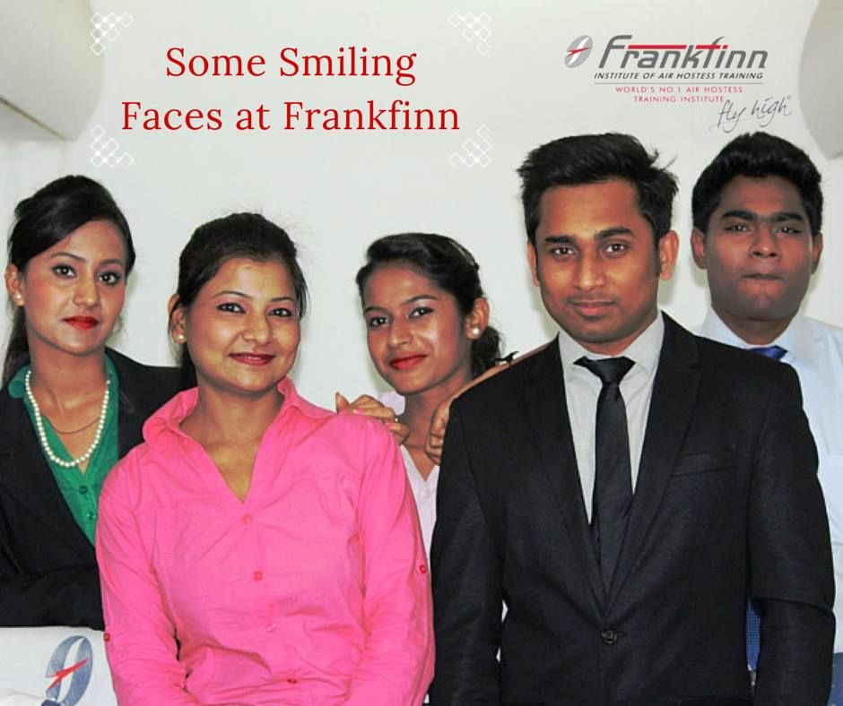 Placement Drive At Frankfinn Smile Face Student Face