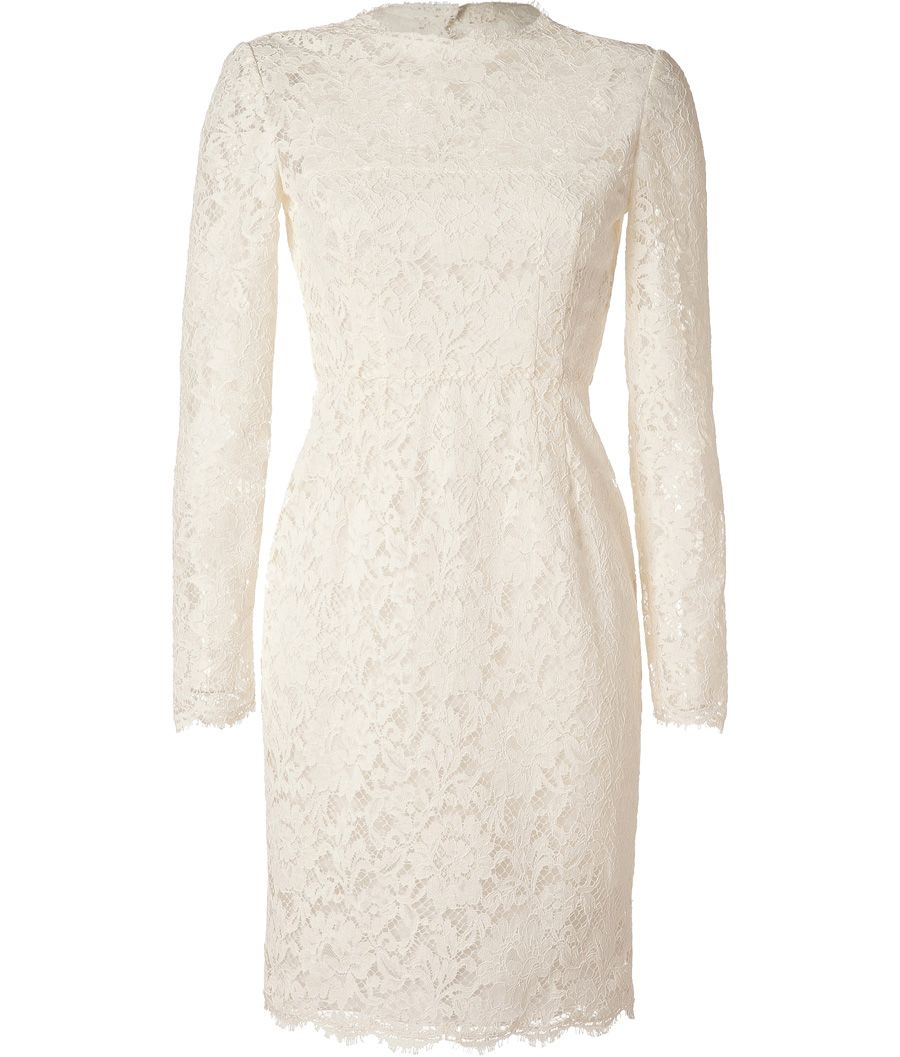 Valentino See Details Here Ivory Long Sleeve Lace Dress Cocktail Dress Lace Long Sleeve Lace Dress Long Sleeve Cocktail Dress [ 1057 x 900 Pixel ]