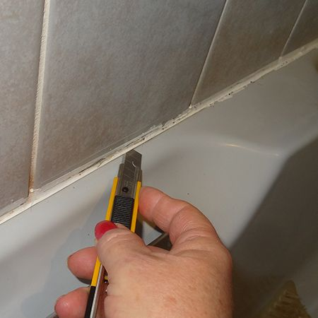 EasyDIY | Mold in bathroom, Silicone seal, Cleaning hacks