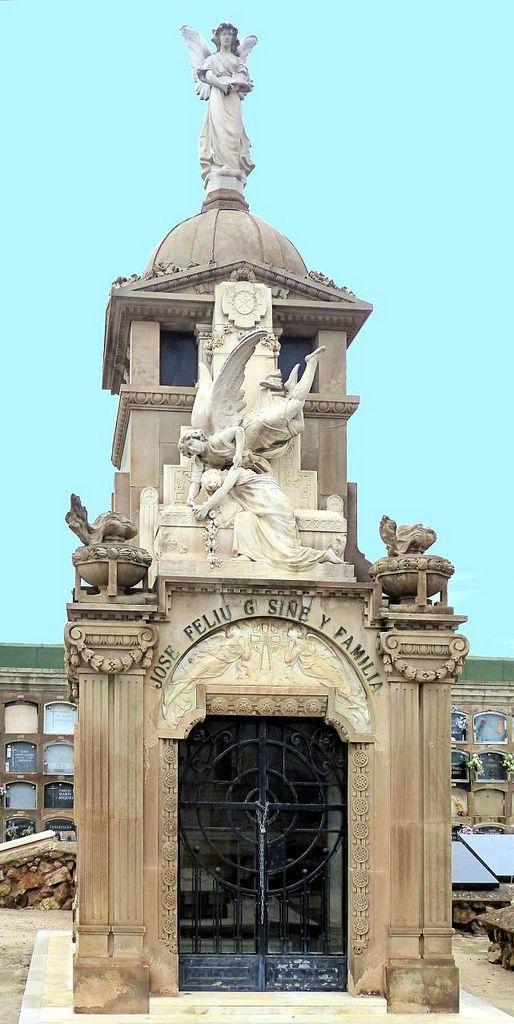 Panteó José Feliu Gusiñé