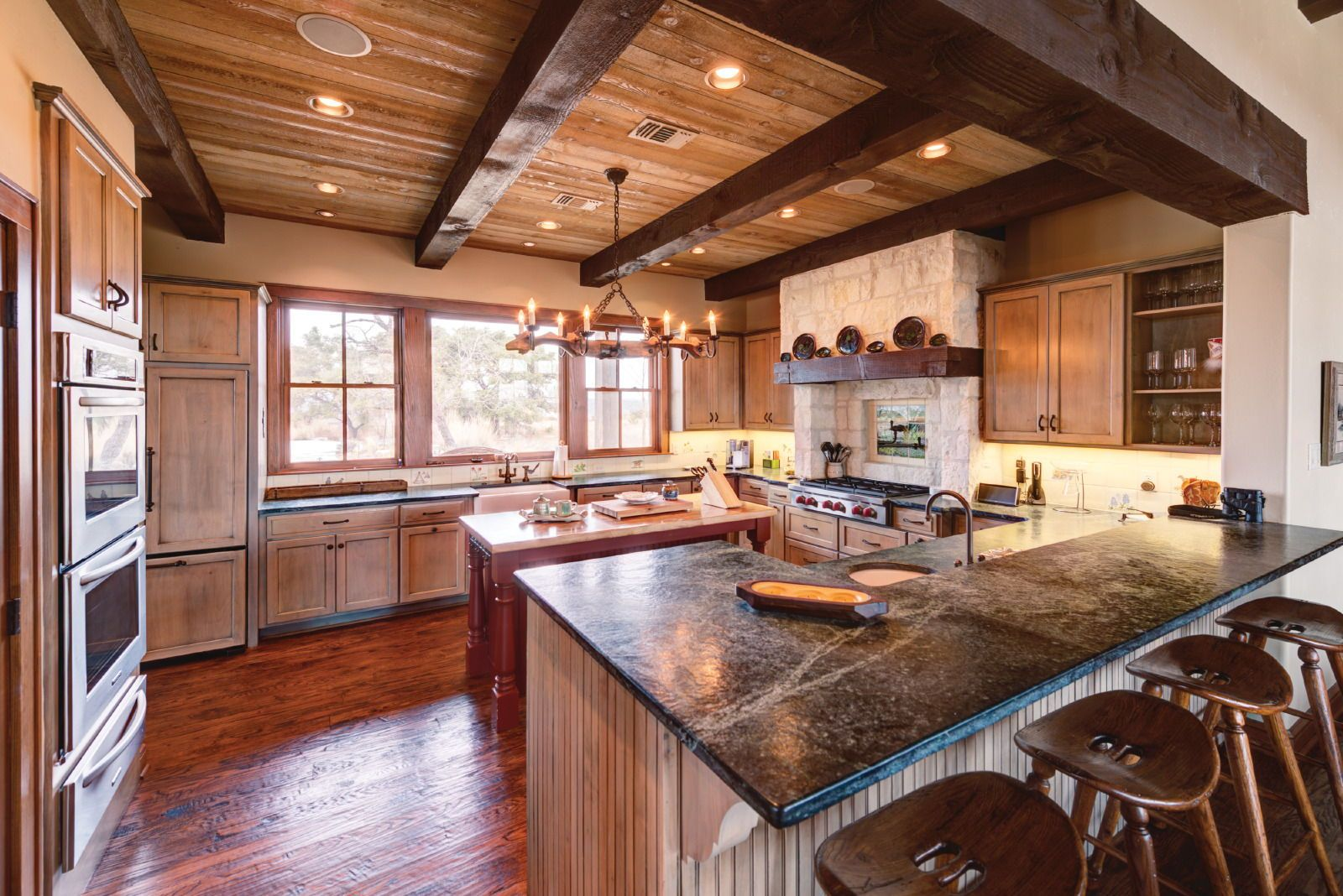Dream kitchen ideas open concept interior design luxury homes inspiration home interiors also rh pinterest