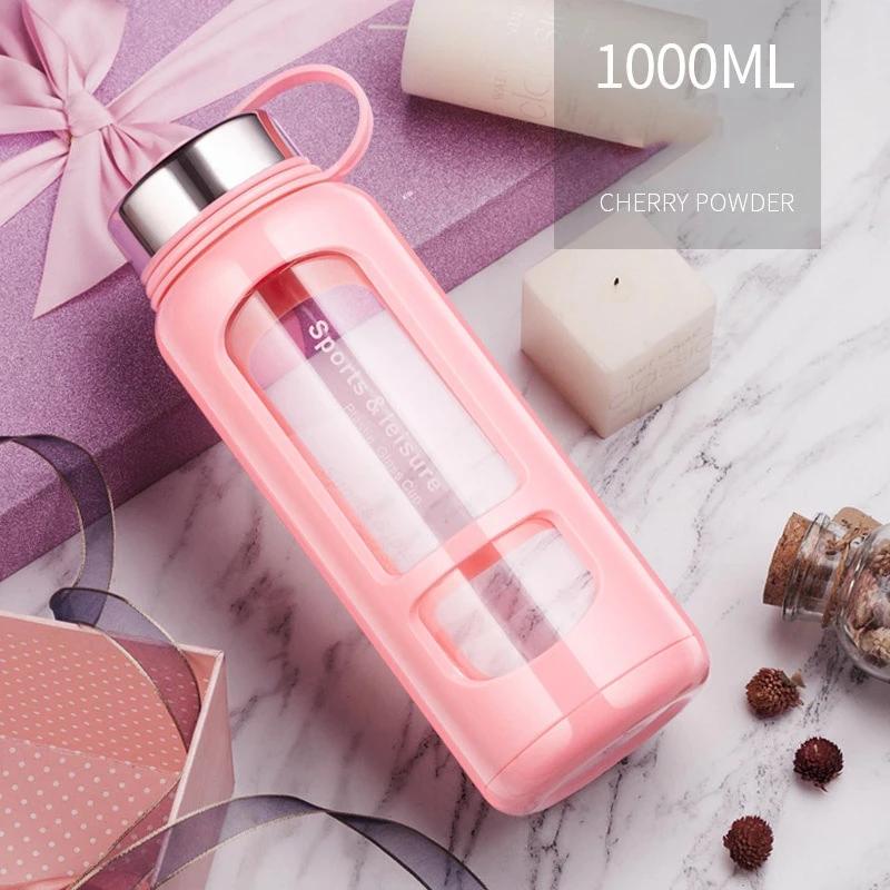 Best Body Shaker Botella Rosa 700 ml