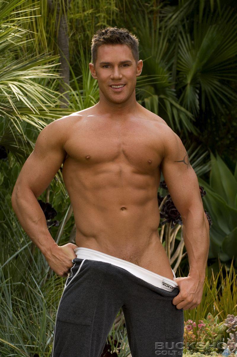 blonde gay nude bradley