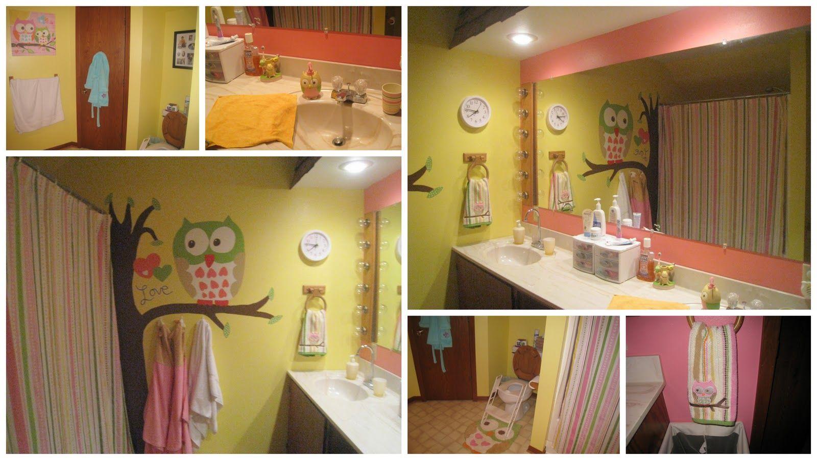 owl bathroom decorations | Owl Bathroom | ideas | Pinterest | Girl ...