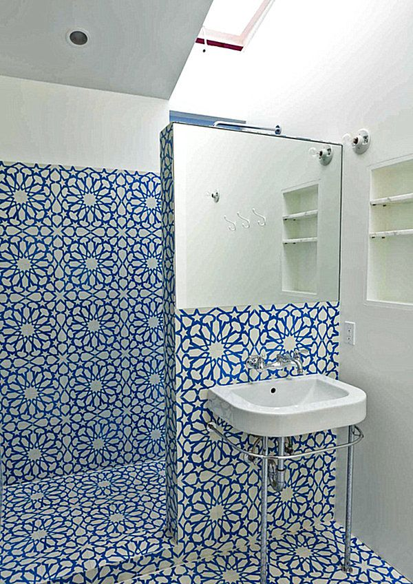 Contemporary Art Websites Stylish Small Bathroom Designs