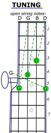 Beginner Banjo Songs - Cathy's Chords - songs for guitar & uke