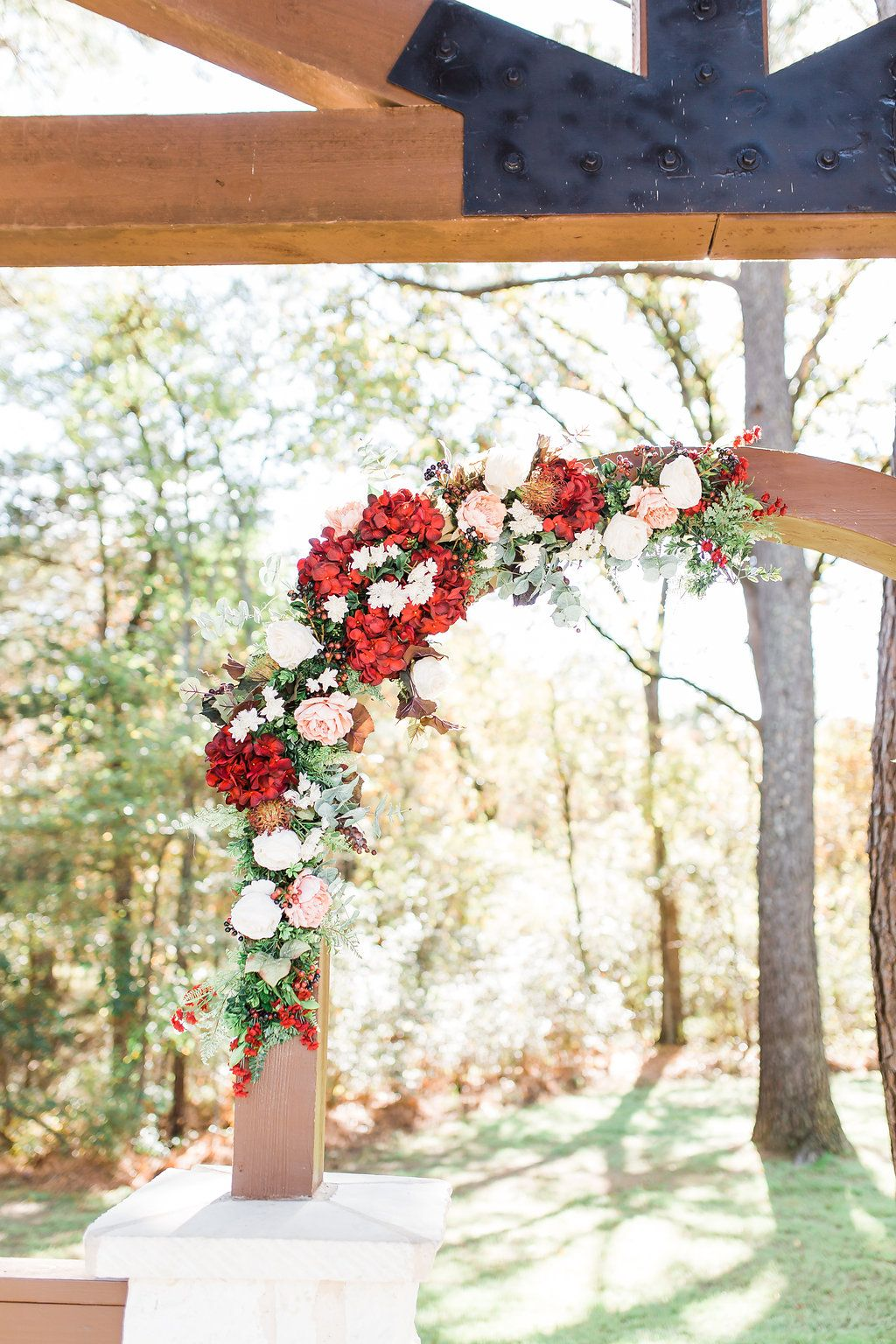 Nice Red Wedding Decor Ornament - The Wedding Ideas ...