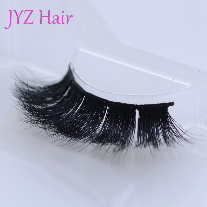 Private label mink lashes pure handmade mink eyelashes 3d
