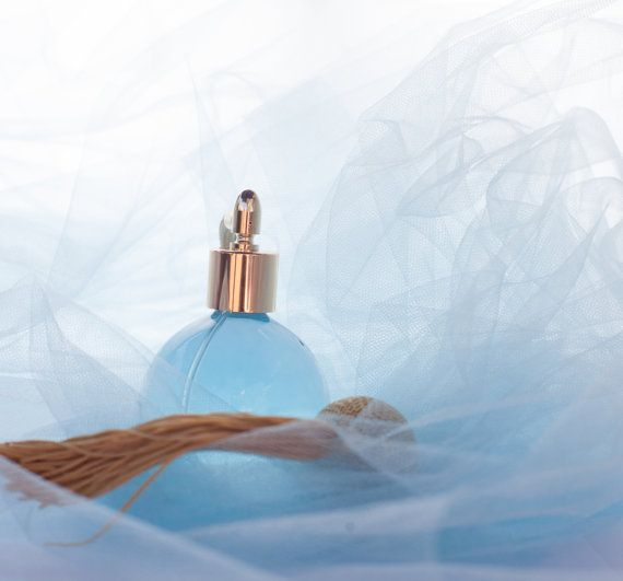 Inspired by Elsa from Frozen, this perfume is a journey through crystallized ice and light snowfall, with a crisp top note of juicy winter pear.