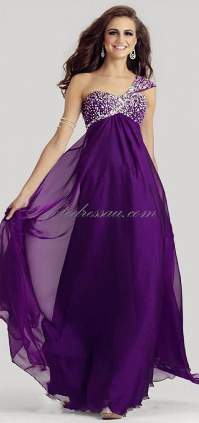 Gowns........Purple Passions | Powerfully Purple | Pinterest