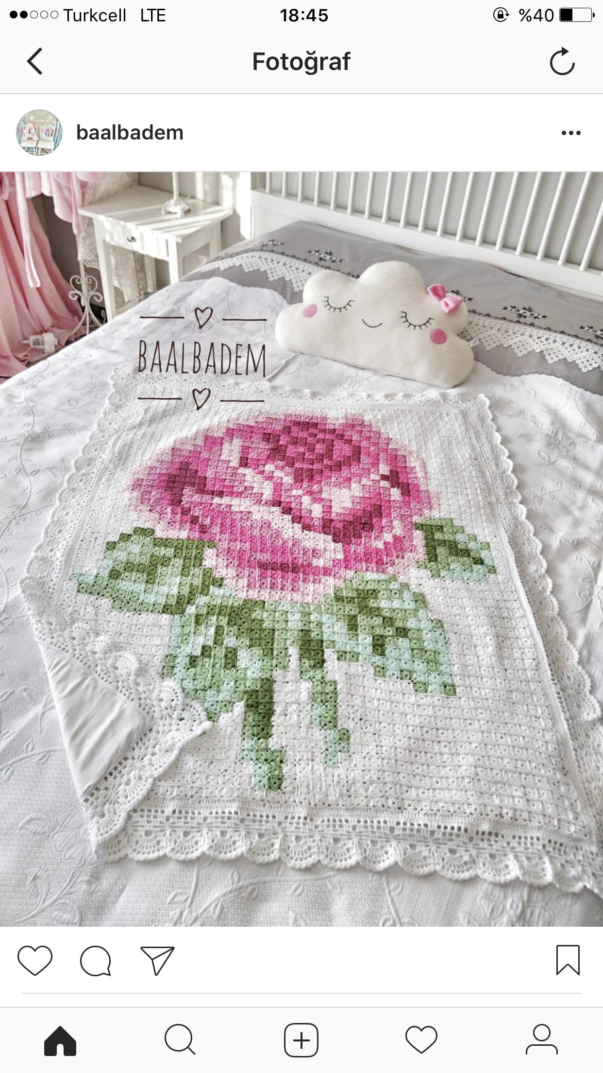 Pin von Margarita Corchado auf Afghan Crochet | Pinterest ...