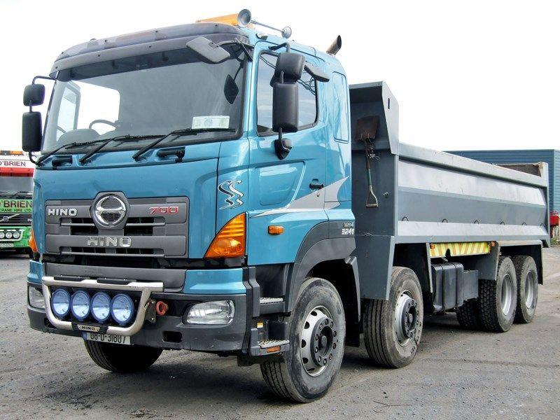 Hino 700 Series In 2020 Hino Trucks Big Trucks