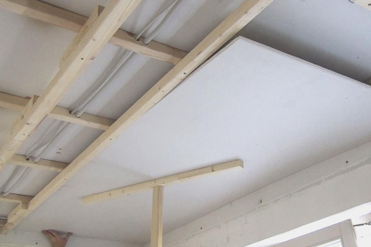 Anleitung Decke Abhangen Trockenbau Tipps Vom Maurer Trockenbau Diybook At Trockenbau Hausrenovierung Wohnzimmer Kronleuchter