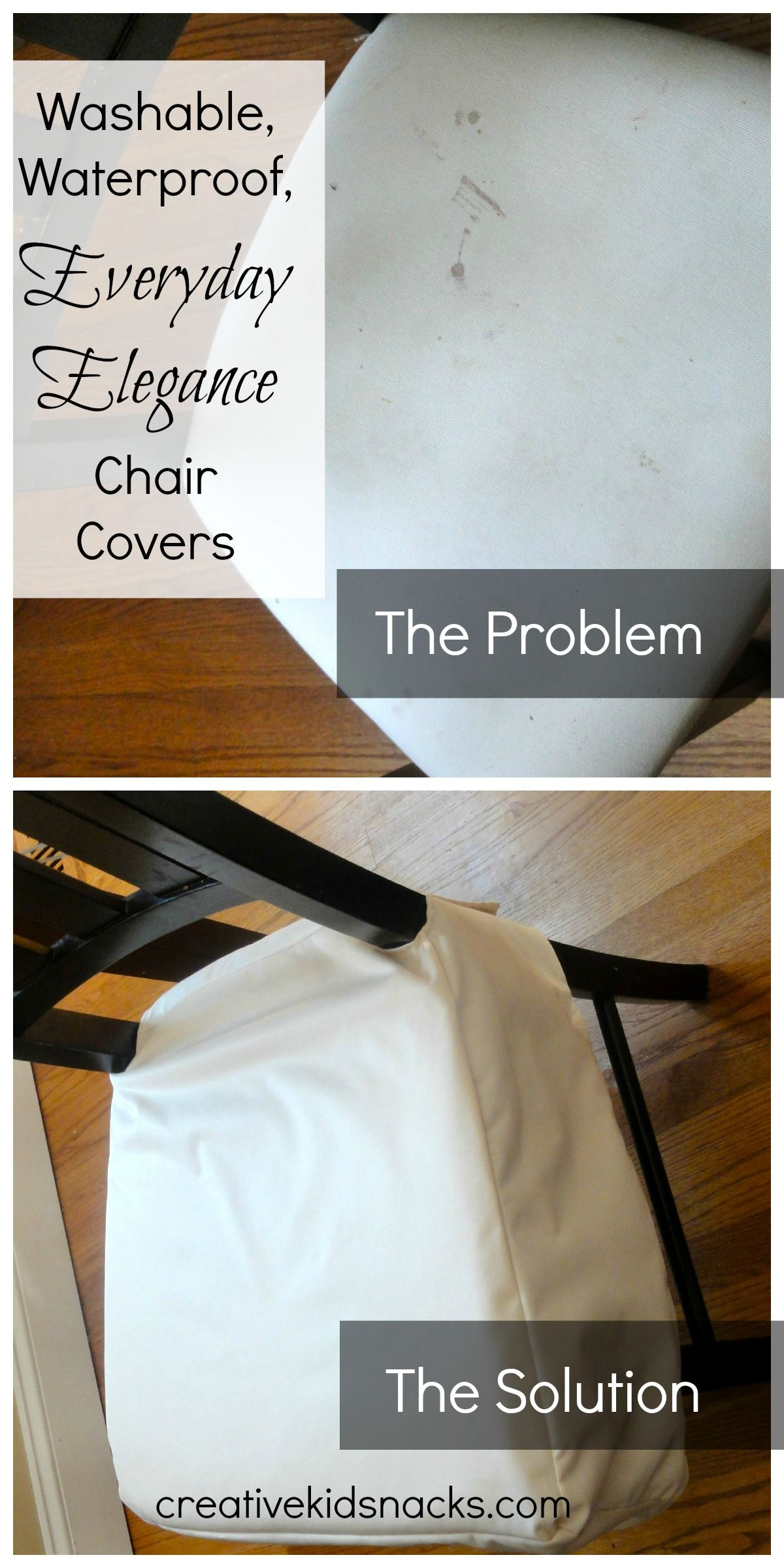 Finally A Waterproof Washable Chair Cover That Is Actually Comfortable To Sit On Perfect For All Those Spills And Stains The Kids Make