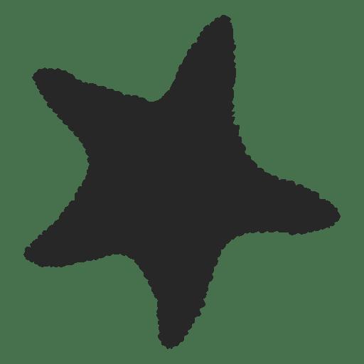 Starfish Silhouette 1 Ad Aff Aff Silhouette Starfish Starfish Print Making Graphic Image