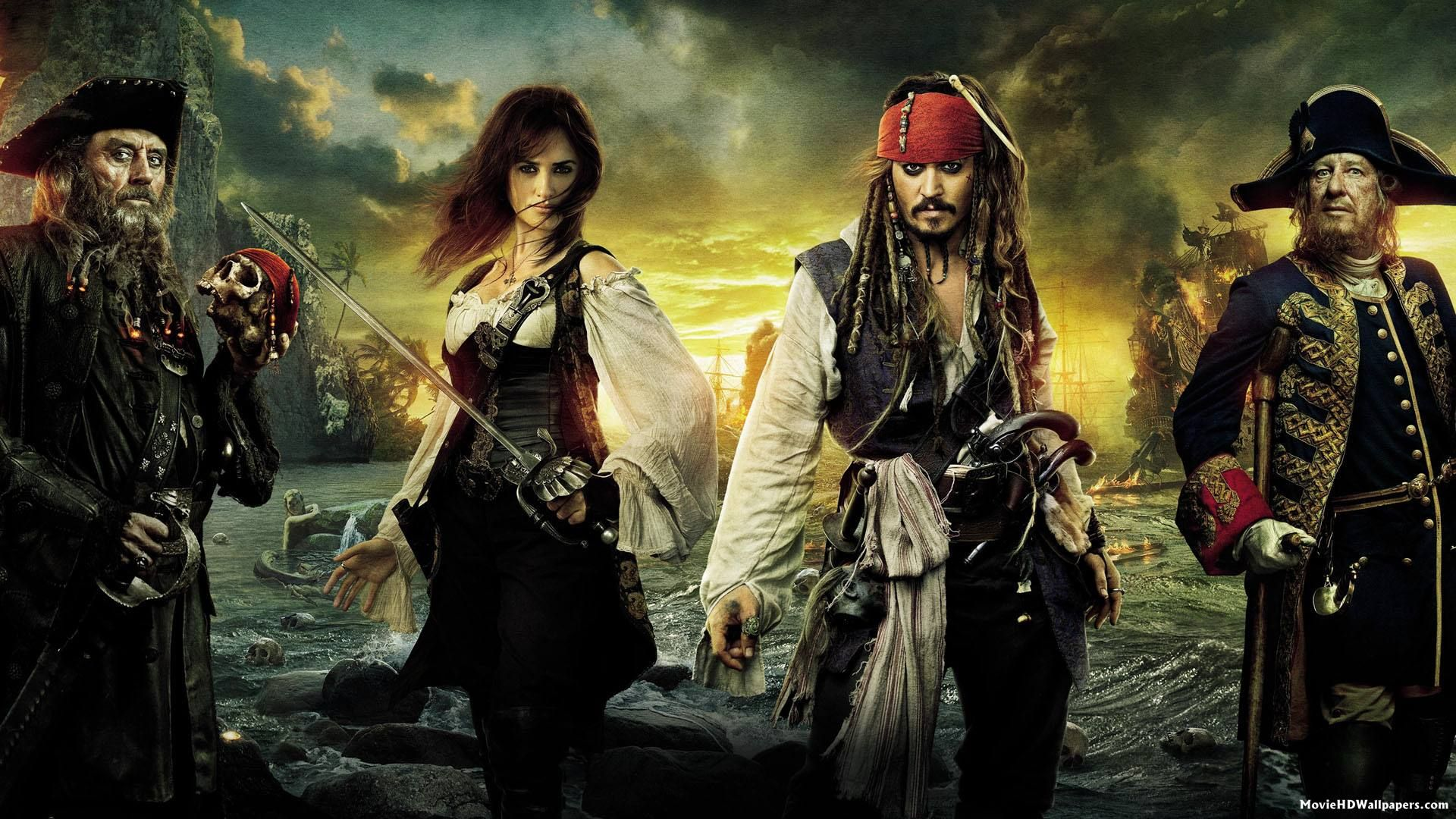 Pirates Of The Caribbean On Stranger Tides 2011 Movie Hd On Stranger Tides Pirates Of The Caribbean Captain Jack Sparrow