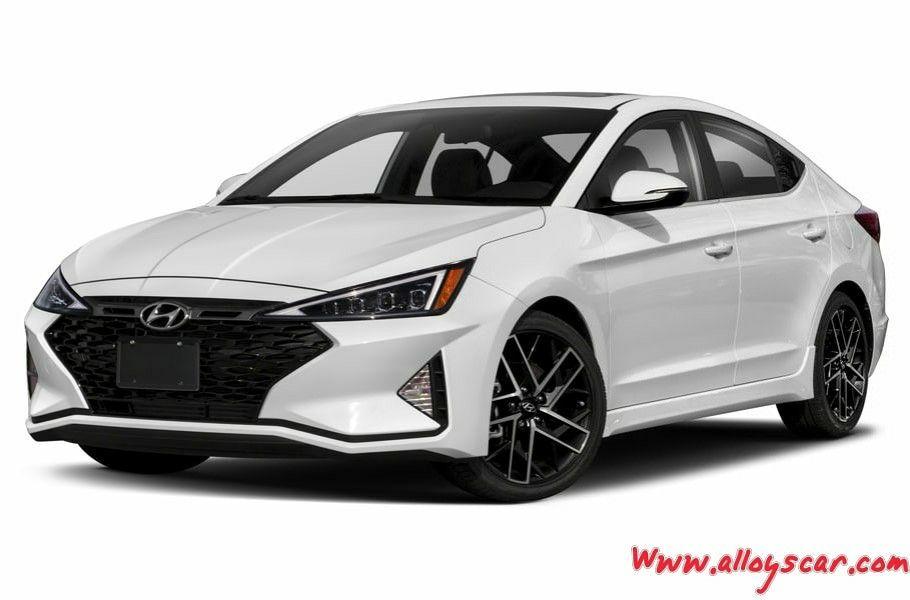 Sedan Car New Hyundai Car