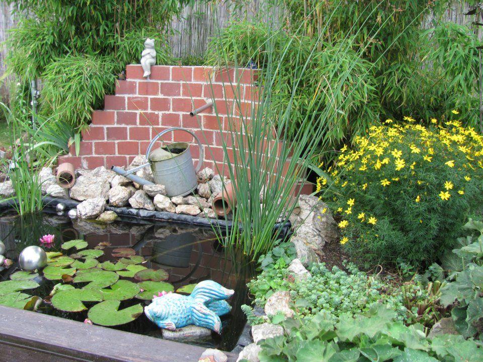 Wasserlauf Garten Pinterest - wasserlauf im garten
