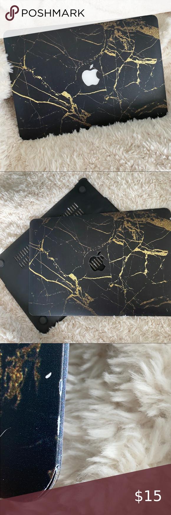 Macbook Air Hardshell Marble Cover in 2020 Macbook air