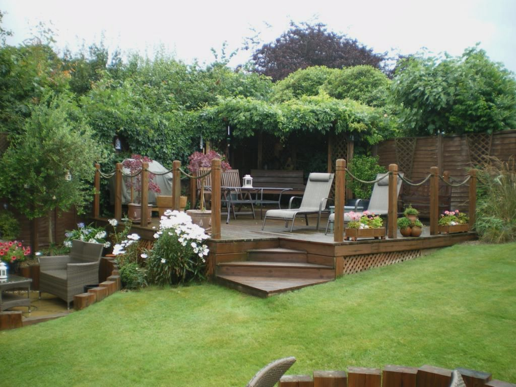 Garden Seating Area Ideas - http://houzzdecor.xyz/20160911/garden ...