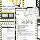 Detective Writers Starter Kit - Matches Detective Readers Starter Kit! Super engaging!