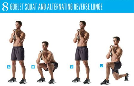 Image result for squat lunges