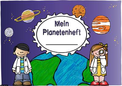 Weltall Planeten | German Learnin\' | Pinterest | School ...