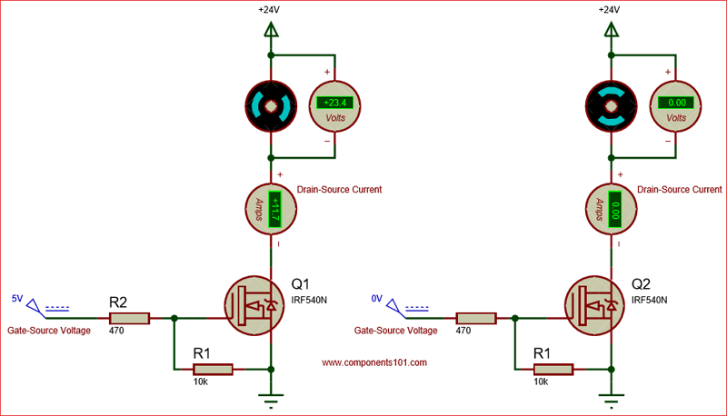 Fantastic Diagram Cell Load Circuit N Channel Mos Fet Switch Circuit Arduino Wiring Digital Resources Cettecompassionincorg