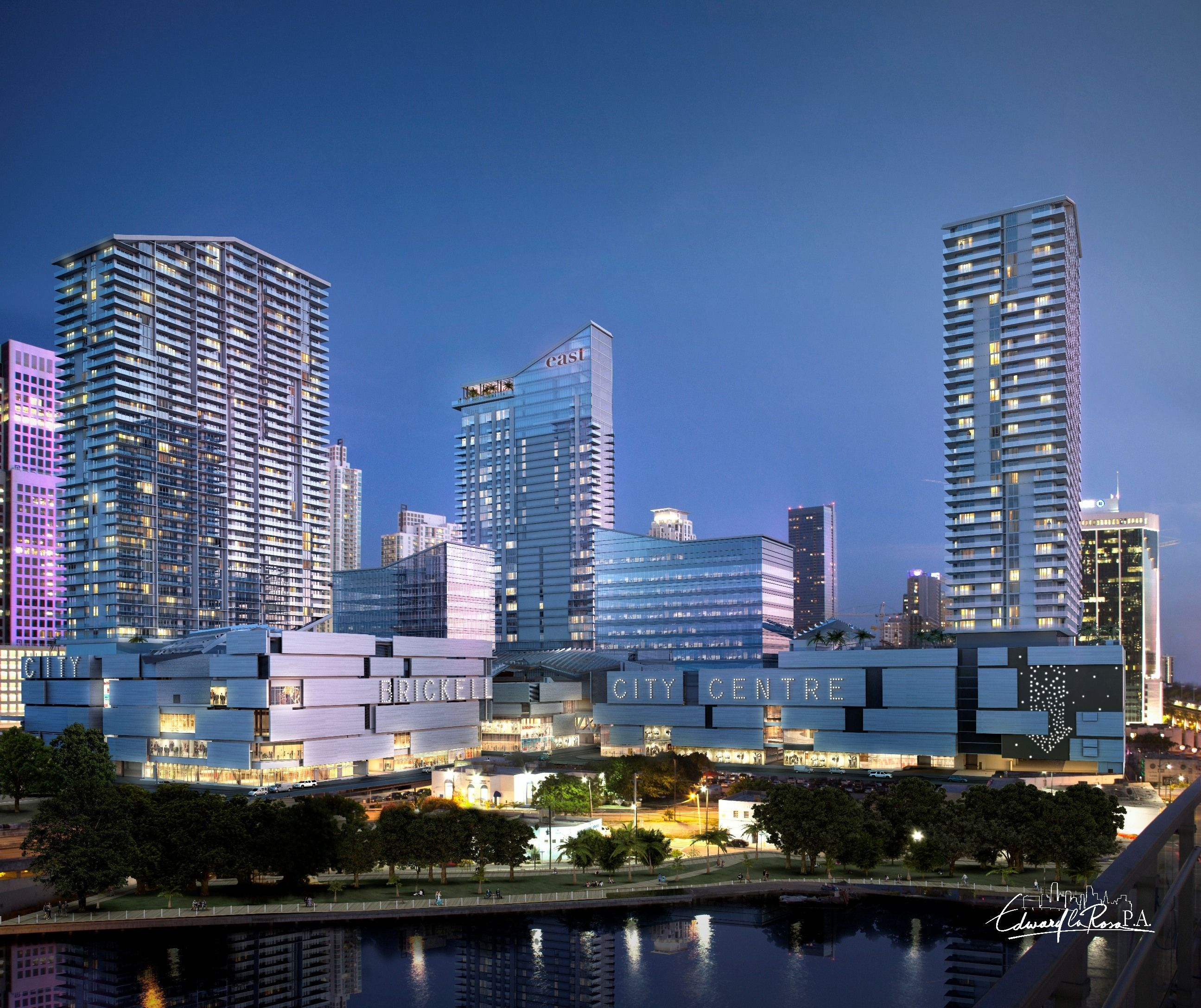 Brickell City Centre Floor Plans Downtown Miami Real Estate Building