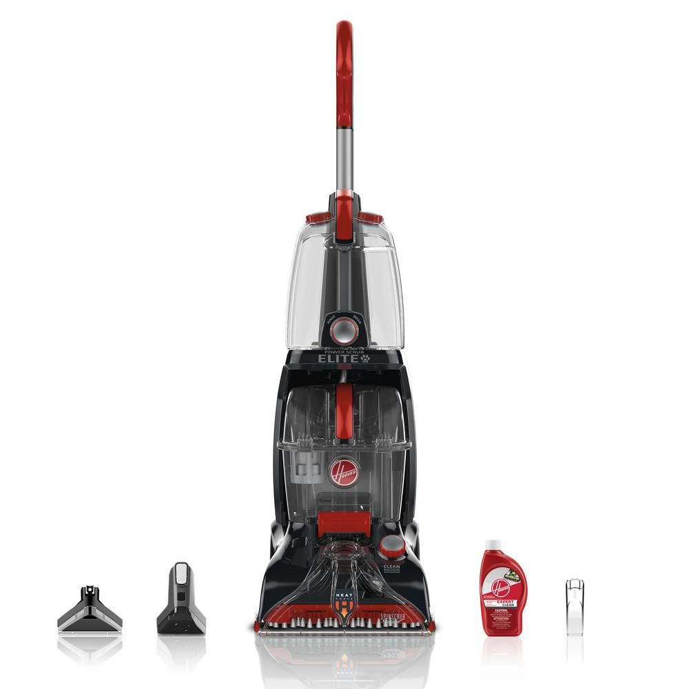 Hoover Professional Series Power Scrub Elite Pet Plus
