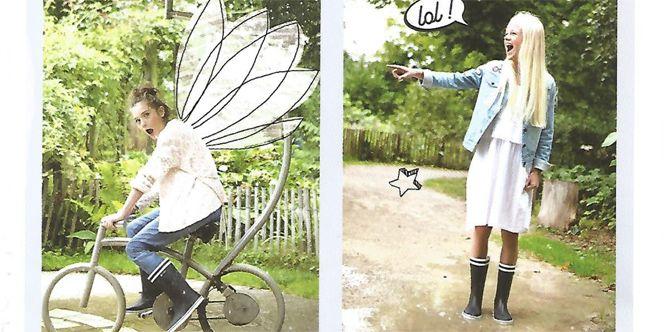83c06e0a1e5 Hello P tits Loups Perpignan présente ses nouvelles collections Printemps- Eté pour habiller les enfants