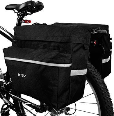Top 10 Best Bicycle Pannier Bags In 2020 Reviews Bicycle