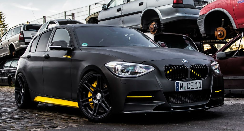 101 Modified Cars Modified Bmw M135i Bmw Bmw 1 Series