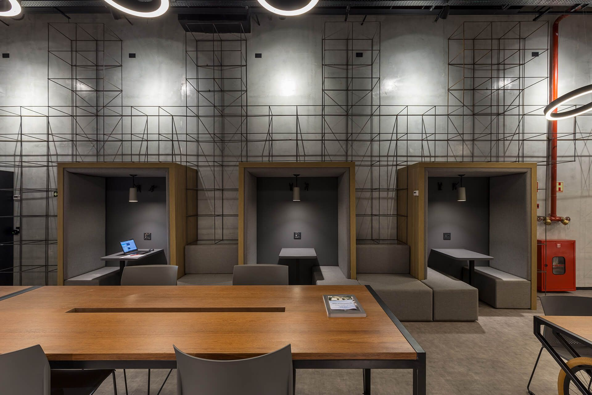 In brazil a co working space is defying gravity news frameweb